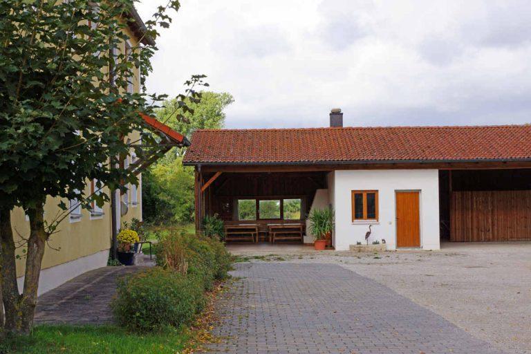 Ferienwohnung Greinhof - Freisitz